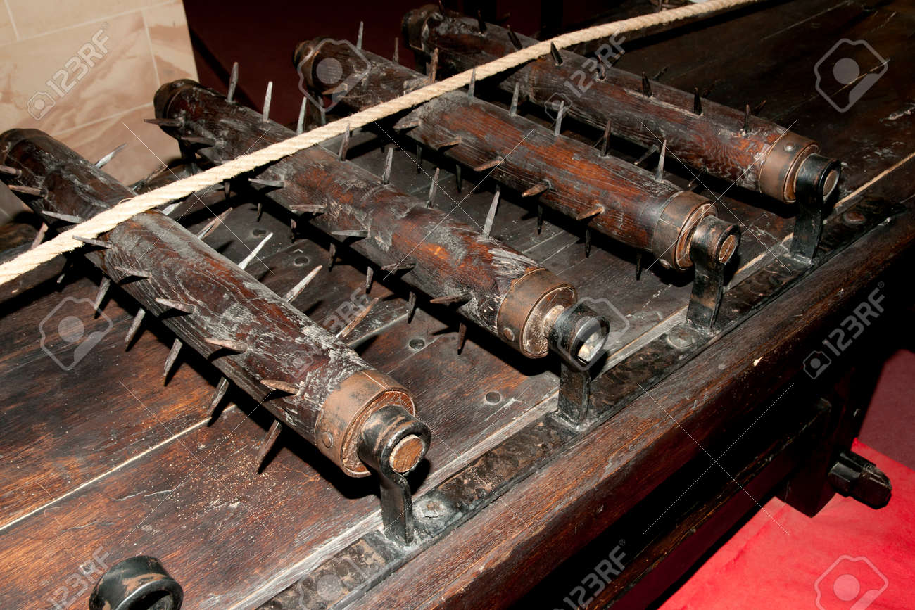 99664734d Medieval Torture Rack Stock Photo, Picture And Royalty Free Image ...