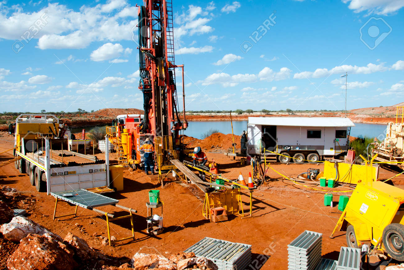 Core Drilling for Exploration - 93264227