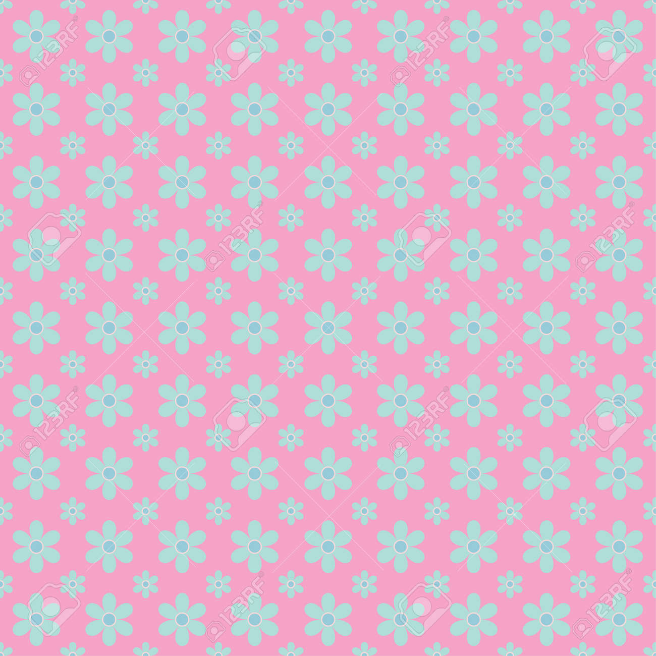 Pink Floral Background For Cards Wrapping Web Page Backgrounds