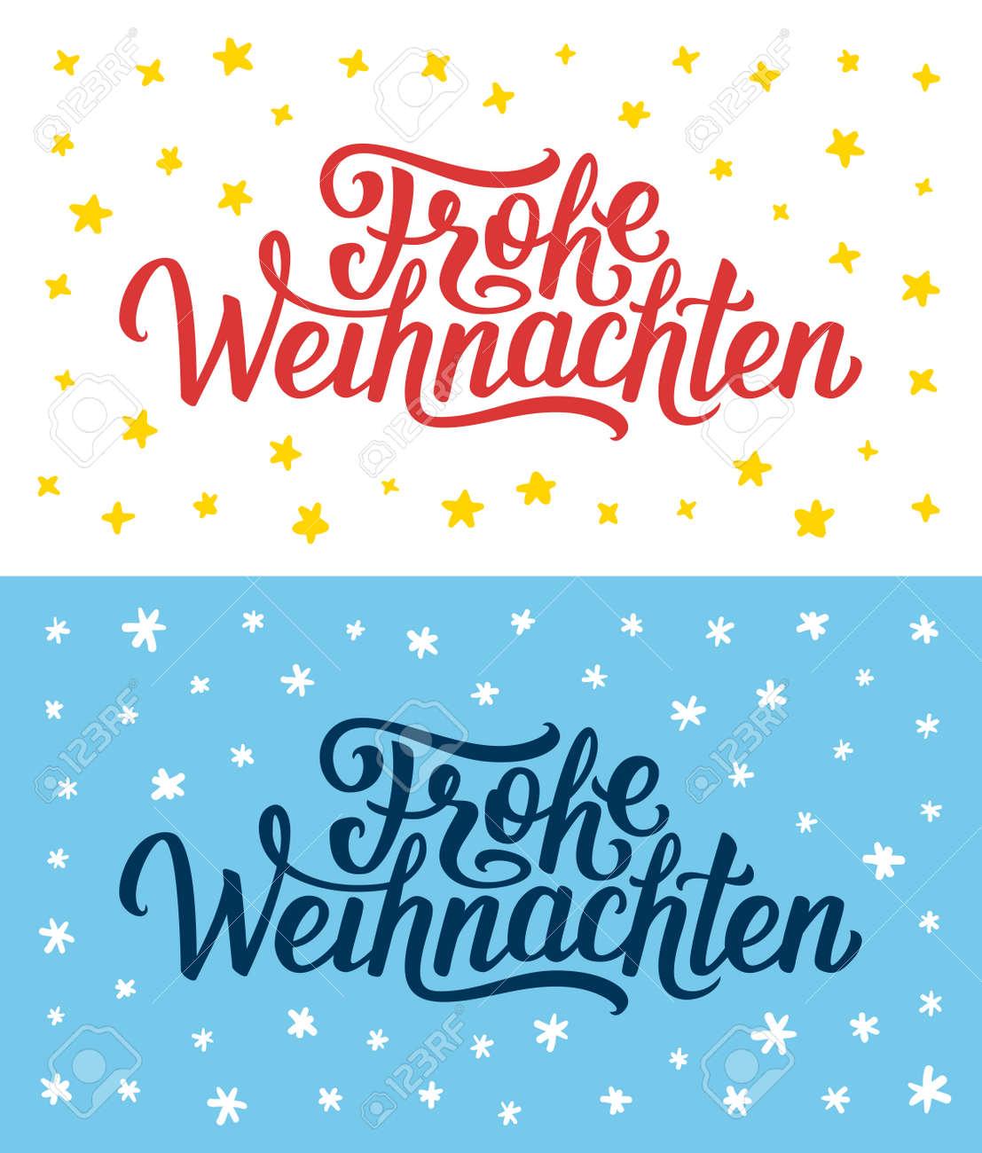 Weihnachtsgrüße Text.Stock Photo
