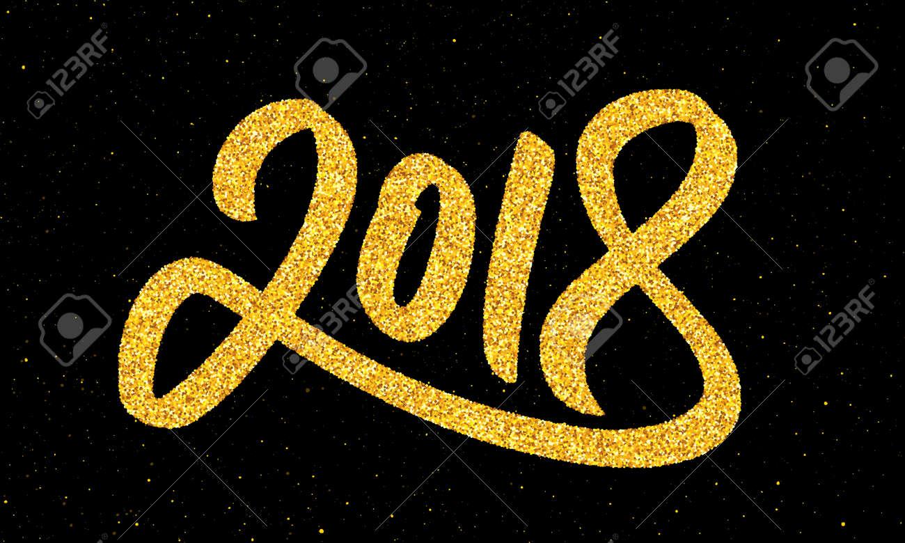 Plantilla De Diseño De Tarjeta De Felicitación De Feliz Año Nuevo ...