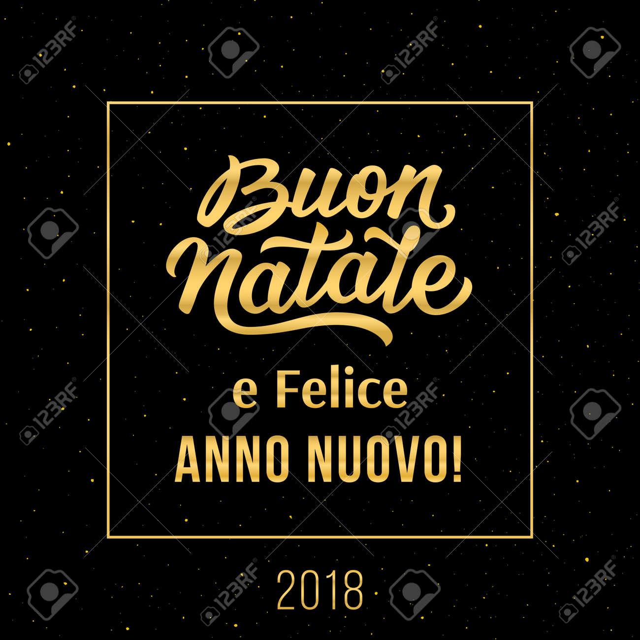 Carte Bonne Fete En Italien.Bonne Annee Et Joyeux Noel En Italien Buon Natale Et Felice Anno