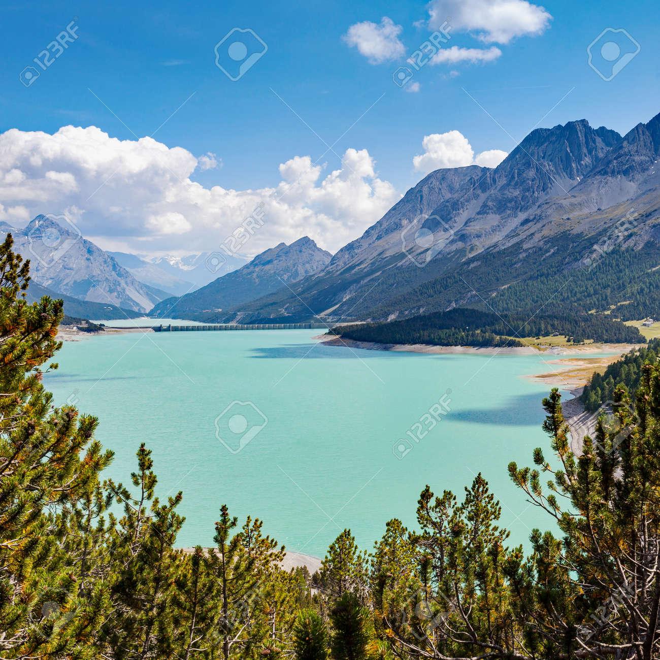 dam of Cancano - Bormio (IT) - 134974501