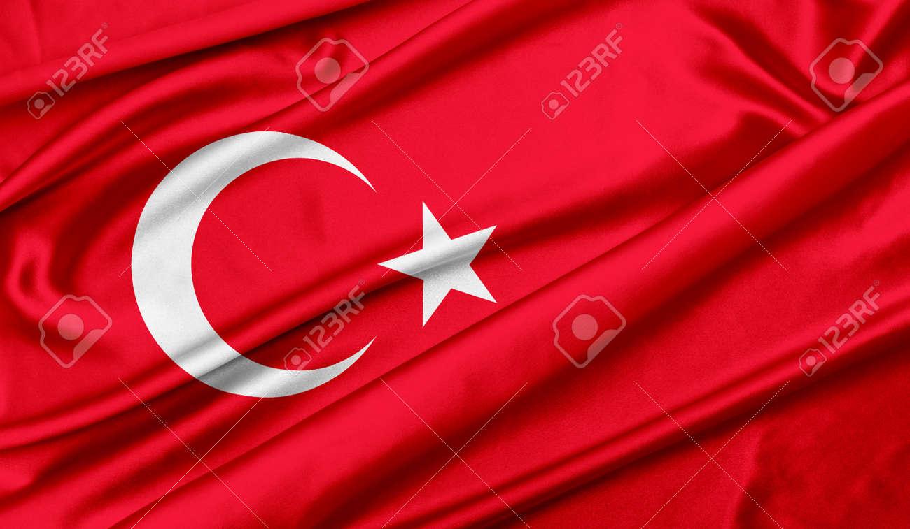 Turkey flag - 130425439