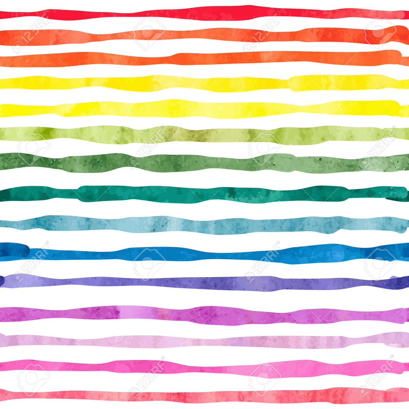 Fondos de rayas de colores horizontales
