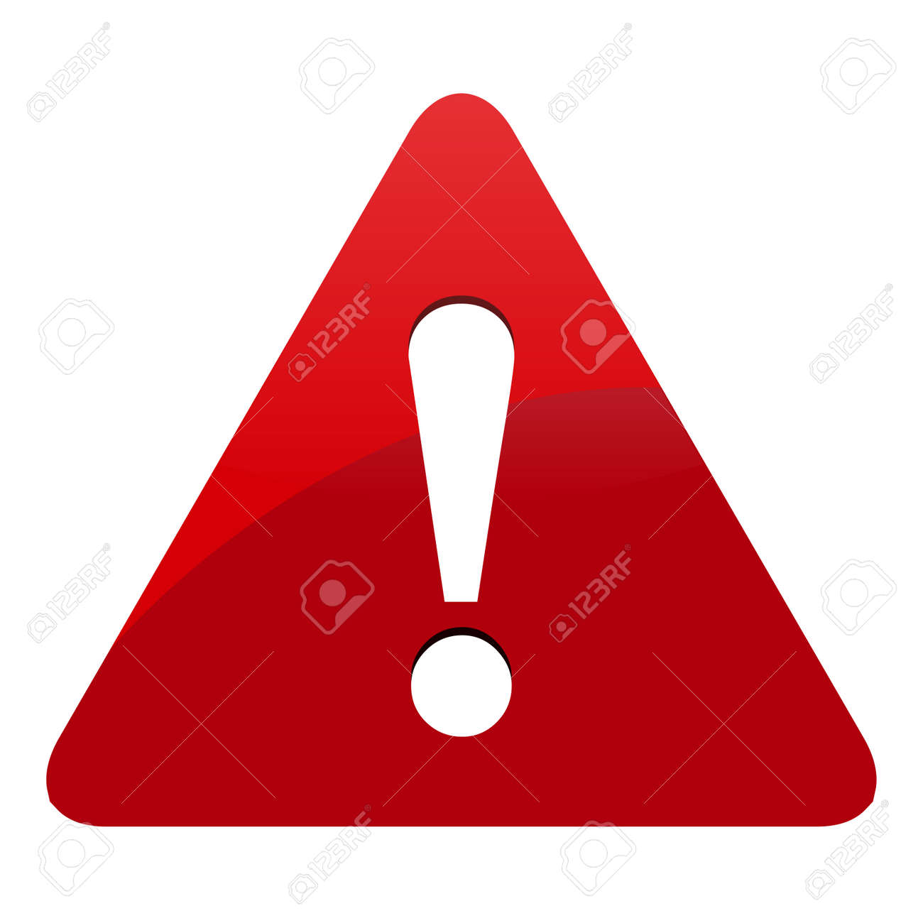 danger warning sign Stock Vector - 20405223