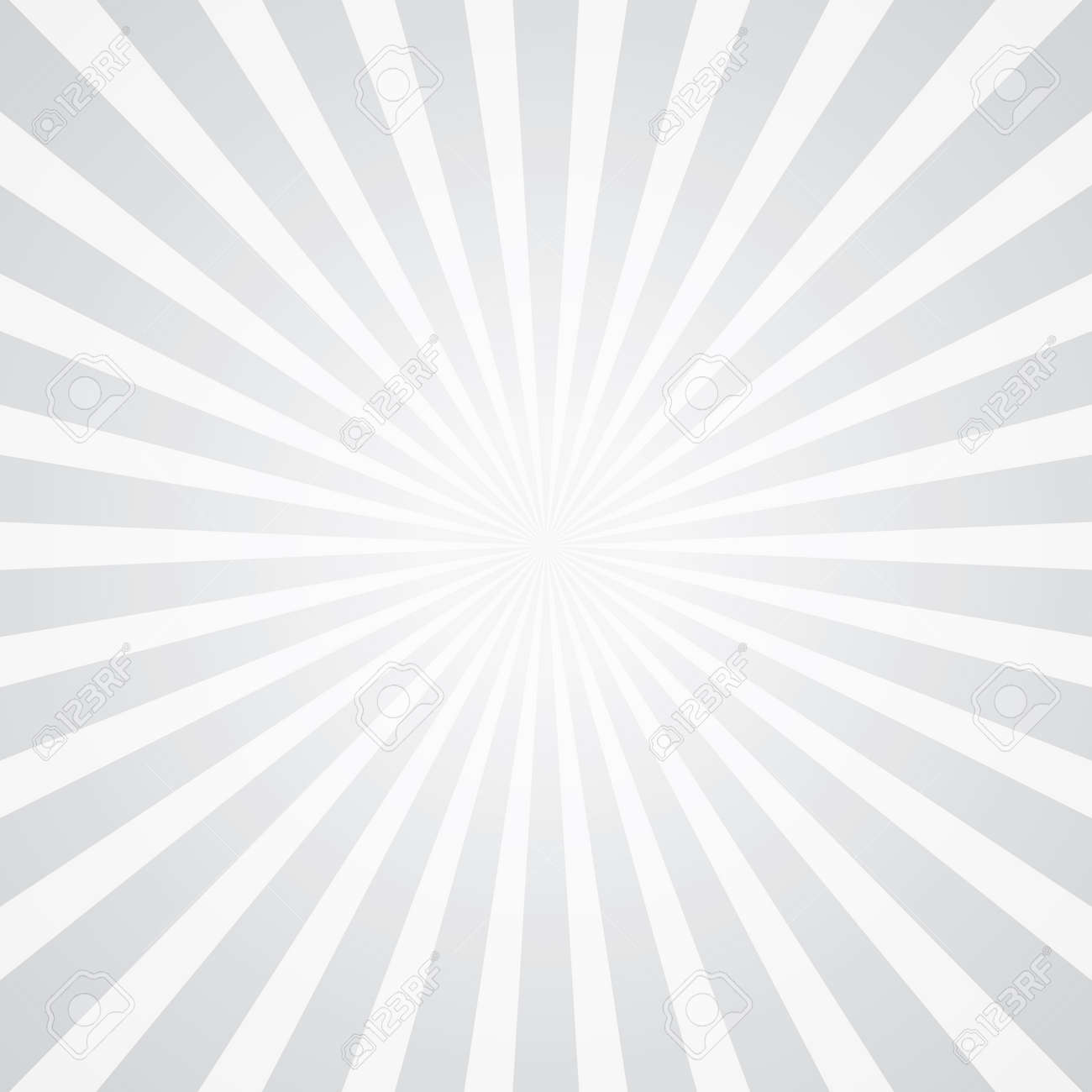 white rays background Stock Vector - 20583348