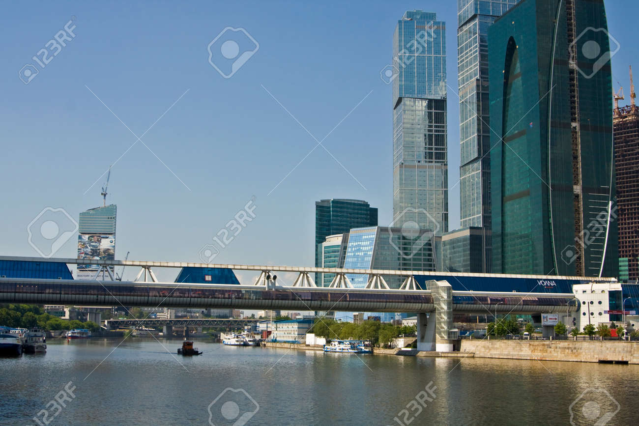 Modern Bagrationovsky bridge: photo, description, address 22