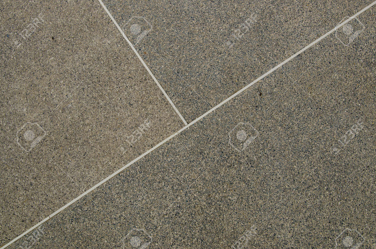 Beautiful Terrazzo Floor Texture Background Colorful Stone