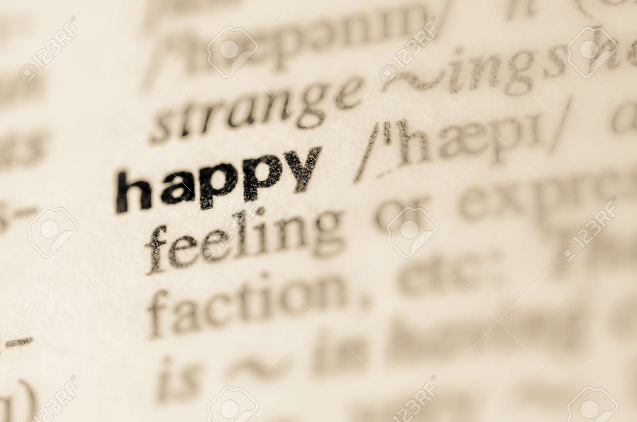 Happy Definition Of Happy At Dictionary Com >> Definition Of Word Happy In Dictionary