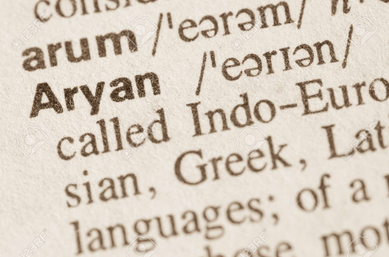 Definition Of Word Aryan In Dictionary Stock Photo Picture And Royalty Free Image Image 47350958 Unscrambled words using these letters, aryan. definition of word aryan in dictionary stock photo picture and royalty free image image 47350958