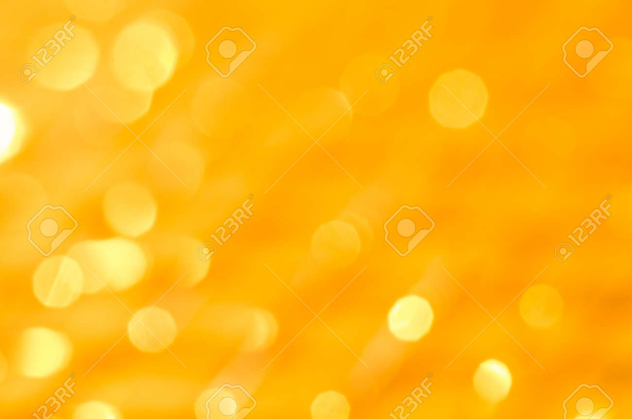 golden color lights defocused backround stock photo picture and