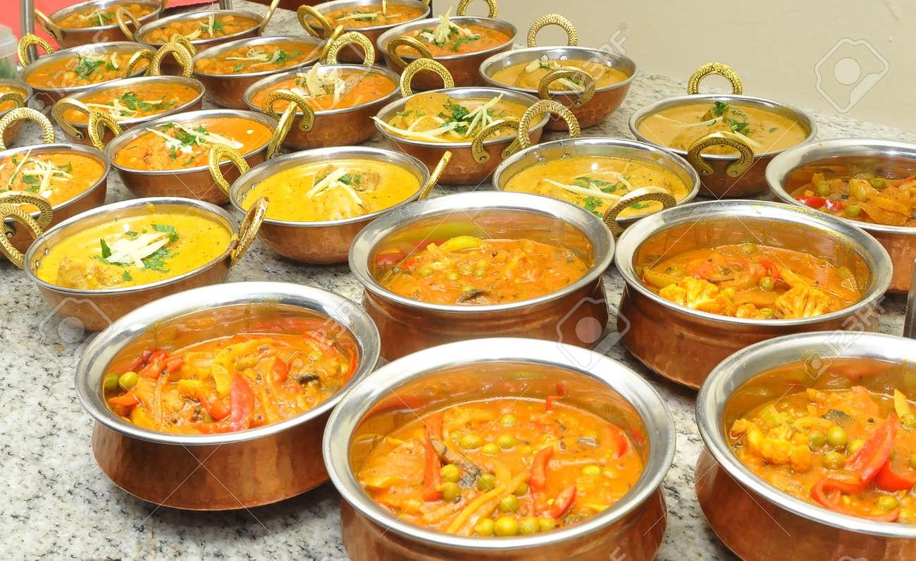 Indian food - 43579857