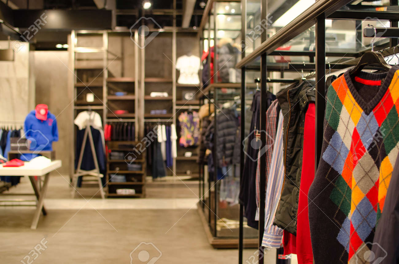 Clothing store - 50330490