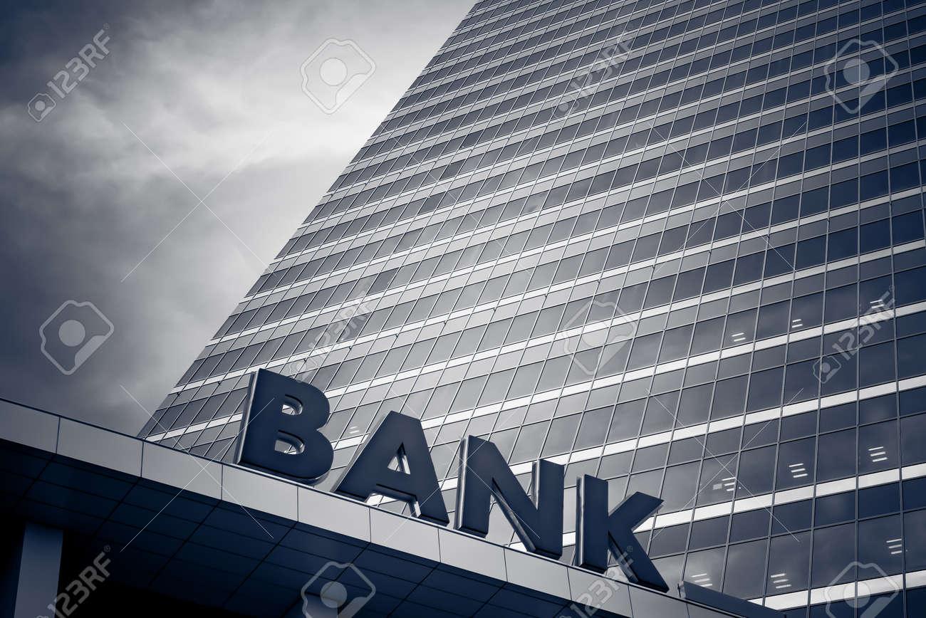 Bank building - 50747099