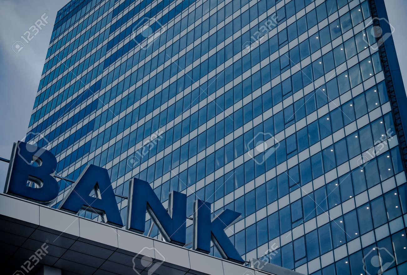 Bank building - 50747102