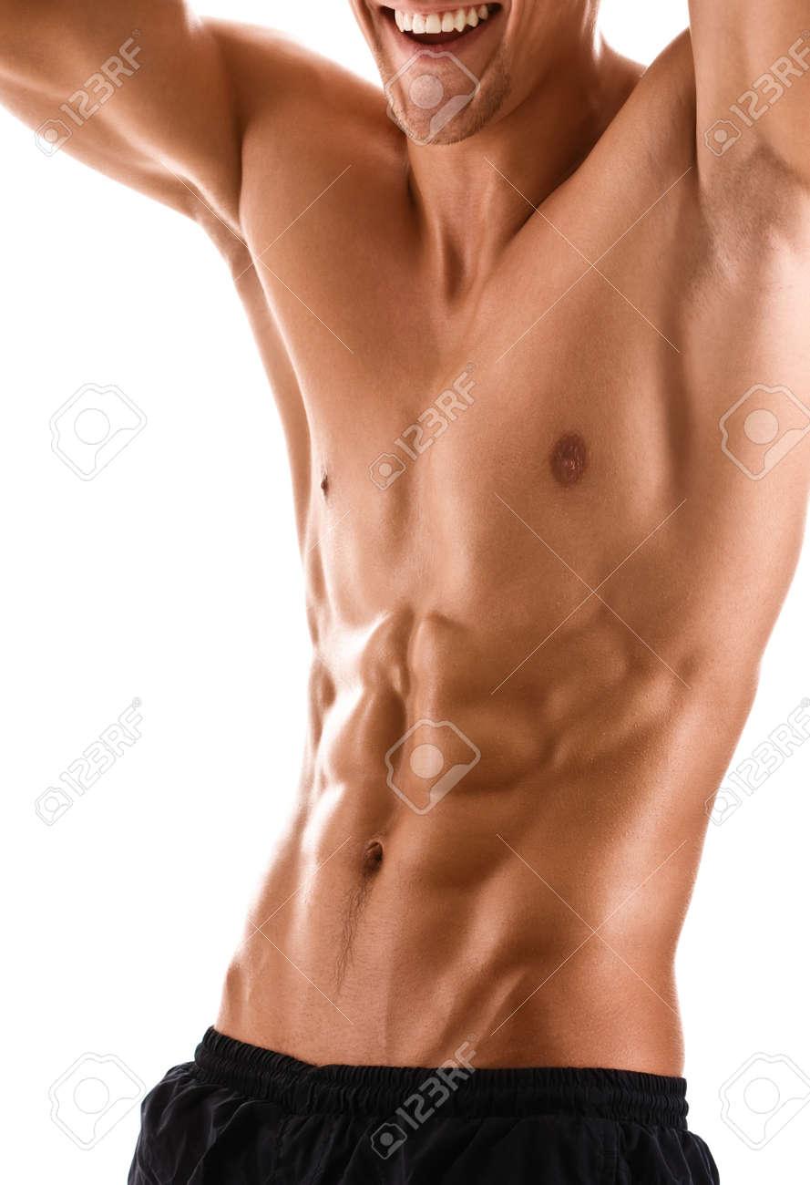 athletischer körper