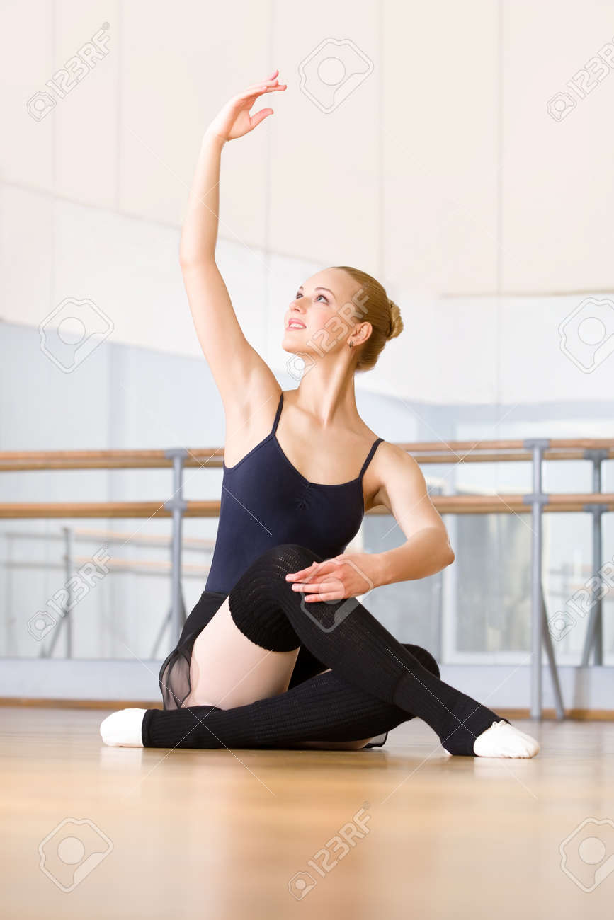 Фото балерин в зале 11 фотография