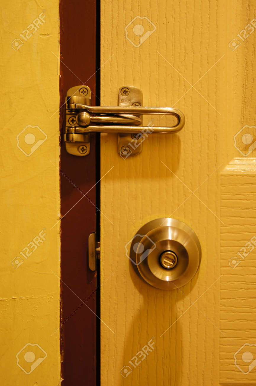 door knob and door latch Stock Photo - 13989971