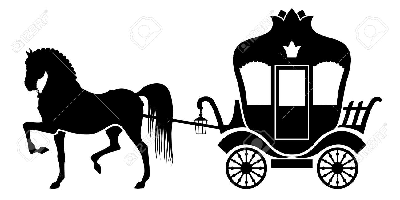 3 117 horse carriage cliparts stock vector and royalty free horse rh 123rf com carriage clipart png carriage clip art free