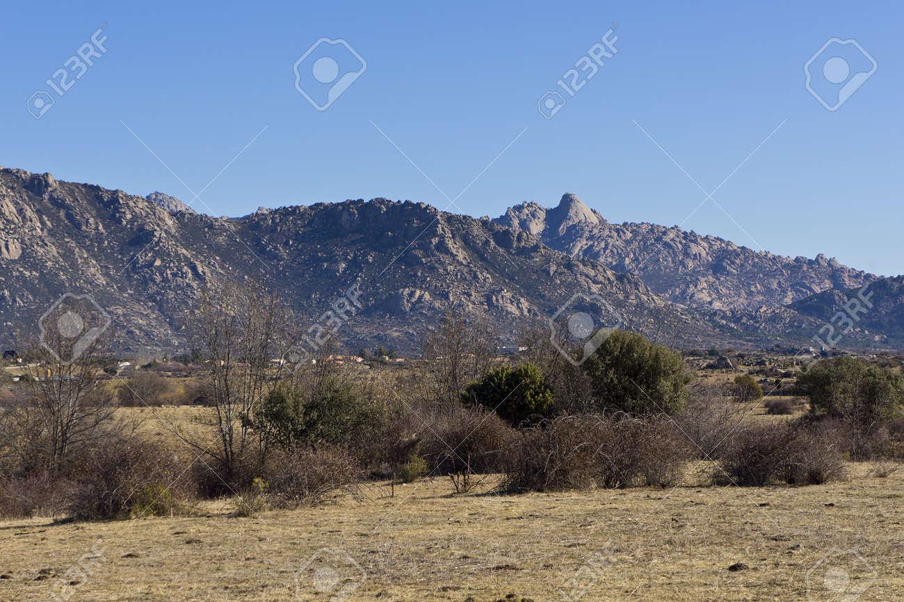 Pico De La Miel It Is A Granite Batholith Located At Sierra