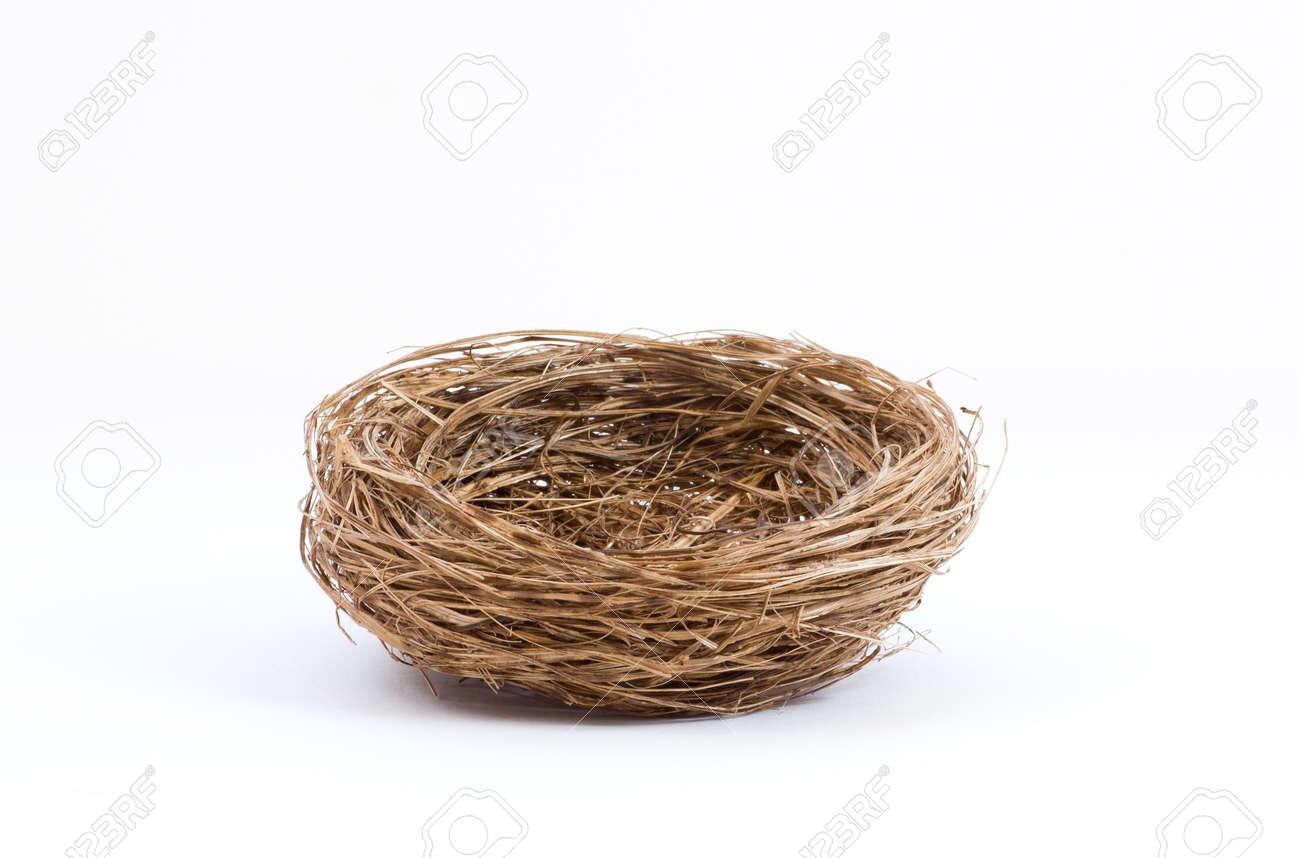 Empty Bird Nest Stock Photos \u0026 Pictures. Royalty Free Empty Bird ...
