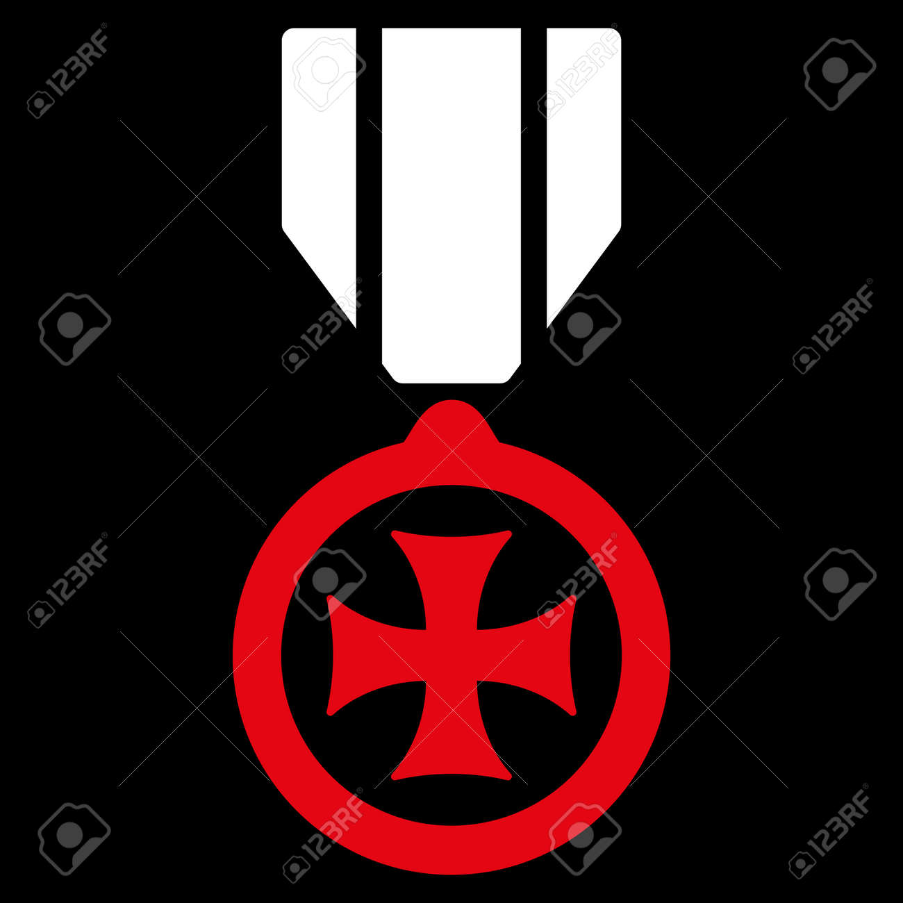 Maltese cross icon from competition success bicolor icon set maltese cross icon from competition success bicolor icon set vector style is flat bicolor biocorpaavc