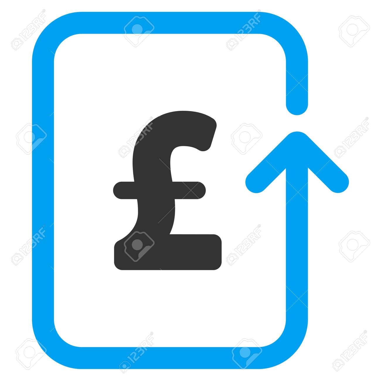 Inverse Pound Transaction Vector Icon Livre Inverse Transaction Icone Symbole Inverse Image Pound Transaction Icone Inverse Pound Transaction Icone