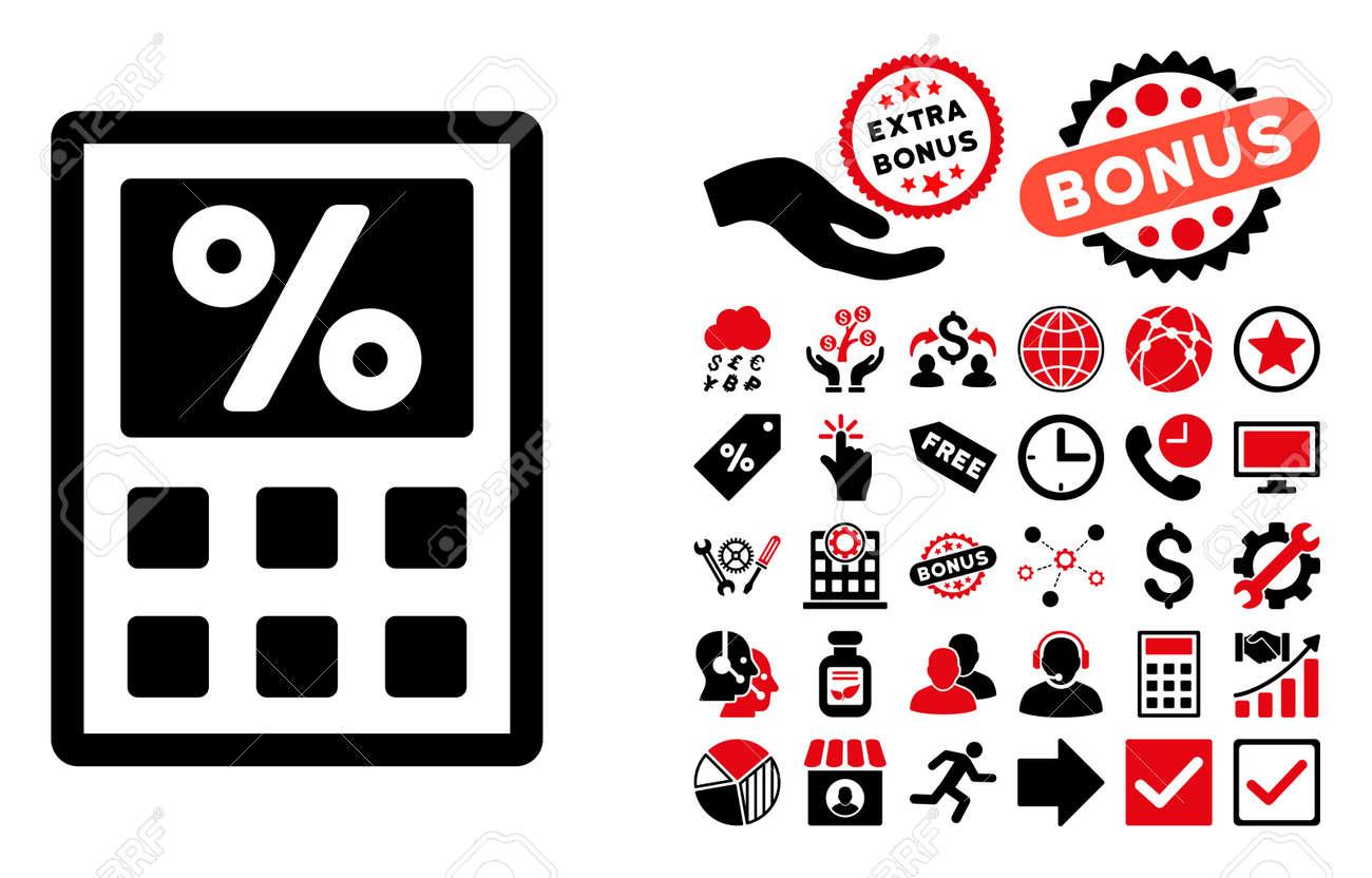 Income tax calculator including bonus.