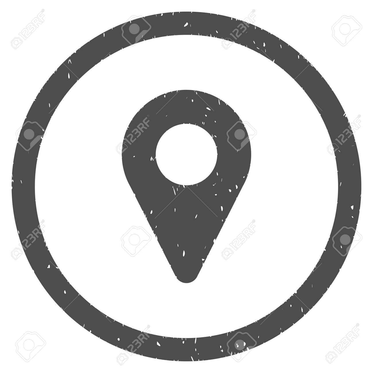 Map marker rubber seal stamp watermark icon symbol inside circle map marker rubber seal stamp watermark icon symbol inside circle frame with grunge design and sciox Gallery