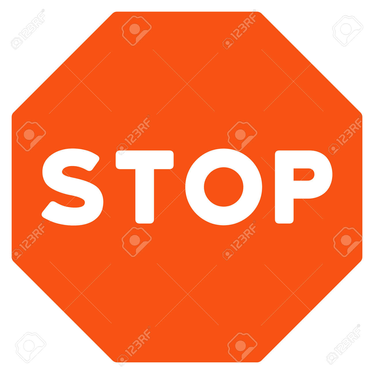 stop sign vector pictograph style is flat graphic symbol royalty rh 123rf com stop sign graphic art stop sign graphic free