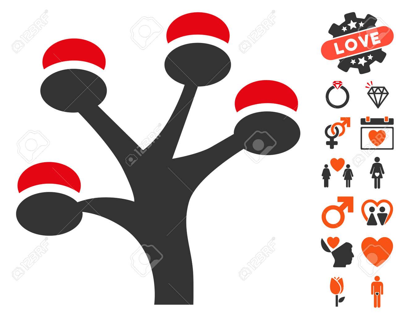 Money tree icon with bonus decorative clip art vector money tree icon with bonus decorative clip art vector illustration style is flat iconic symbols biocorpaavc Gallery
