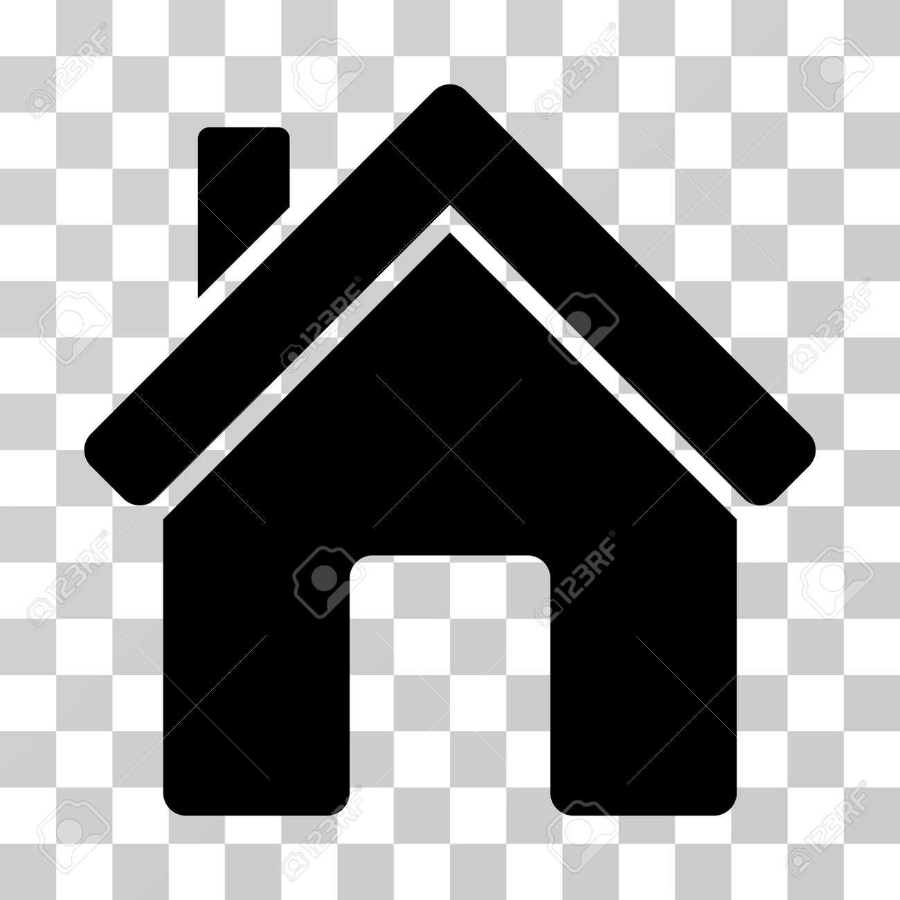 house icon vector illustration style is flat iconic symbol rh 123rf com house icon vector white house icon vector white