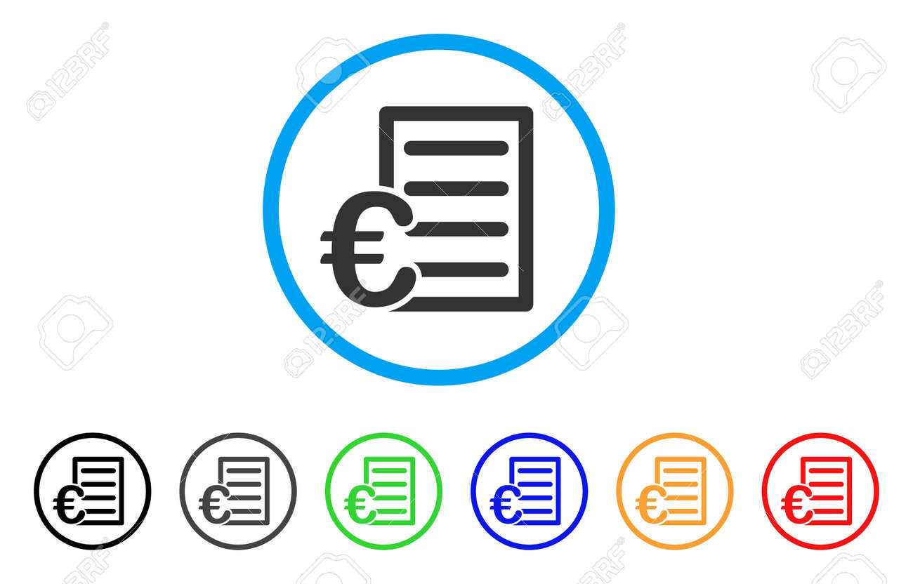 Euro pricelist rounded icon style is a flat euro pricelist grey euro pricelist rounded icon style is a flat euro pricelist grey symbol inside light blue biocorpaavc