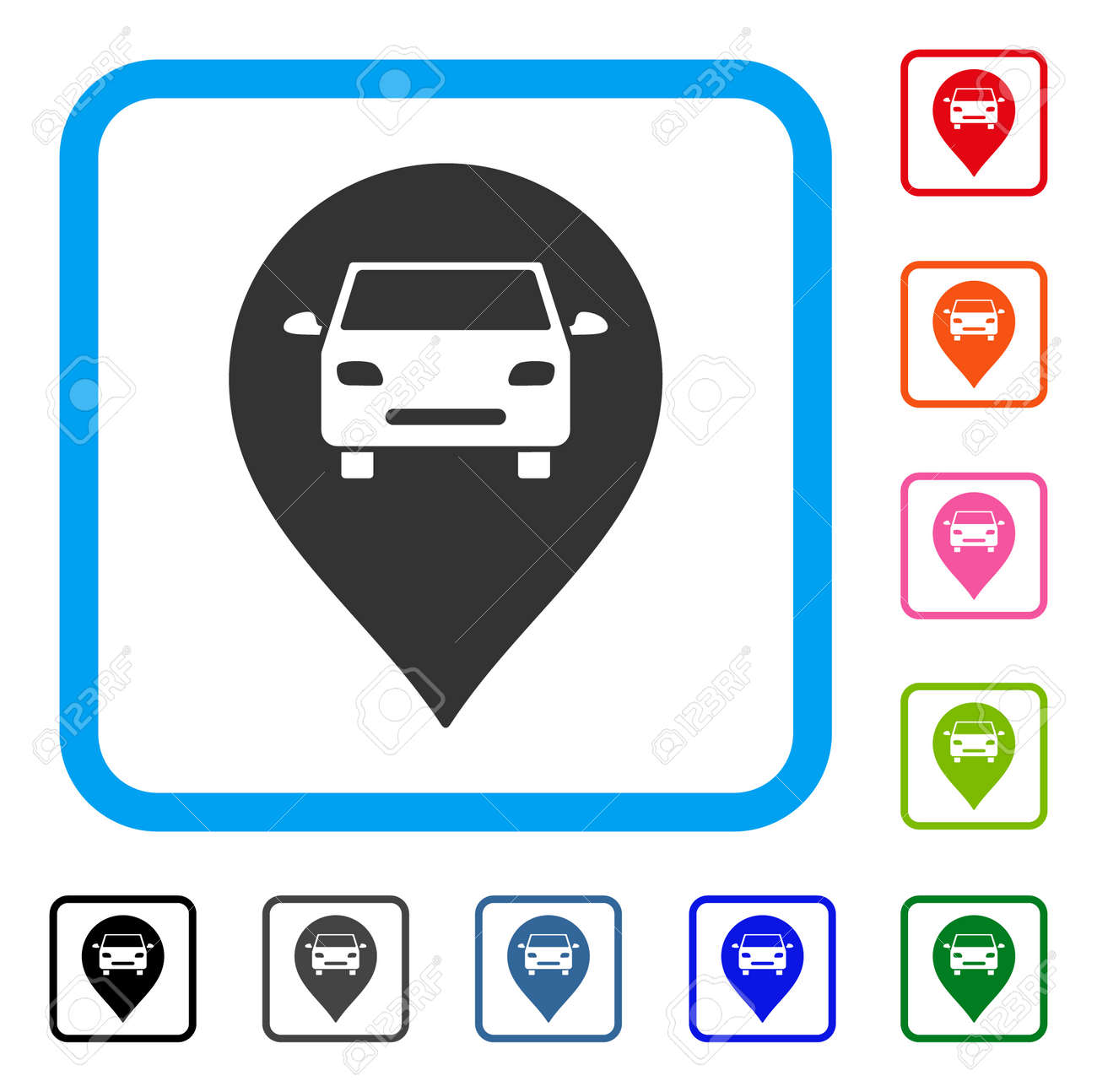 Car map marker icon symbol in a light blue rounded squared frame. Google Map Marker Icon on google map icon symbols, google map icon clip art, google maps android icon, google map dyersburg tn, google map icon police, map pin icon, google map from space, google map pin, google maps detroit area, google map with markers, google earth icon guide, old google maps icon, map locator icon, multi-select icon, google map icon maker, google maps icons shapes, google maps navigation icon, map pointer icon, google maps placemark icons, google maps custom icons,