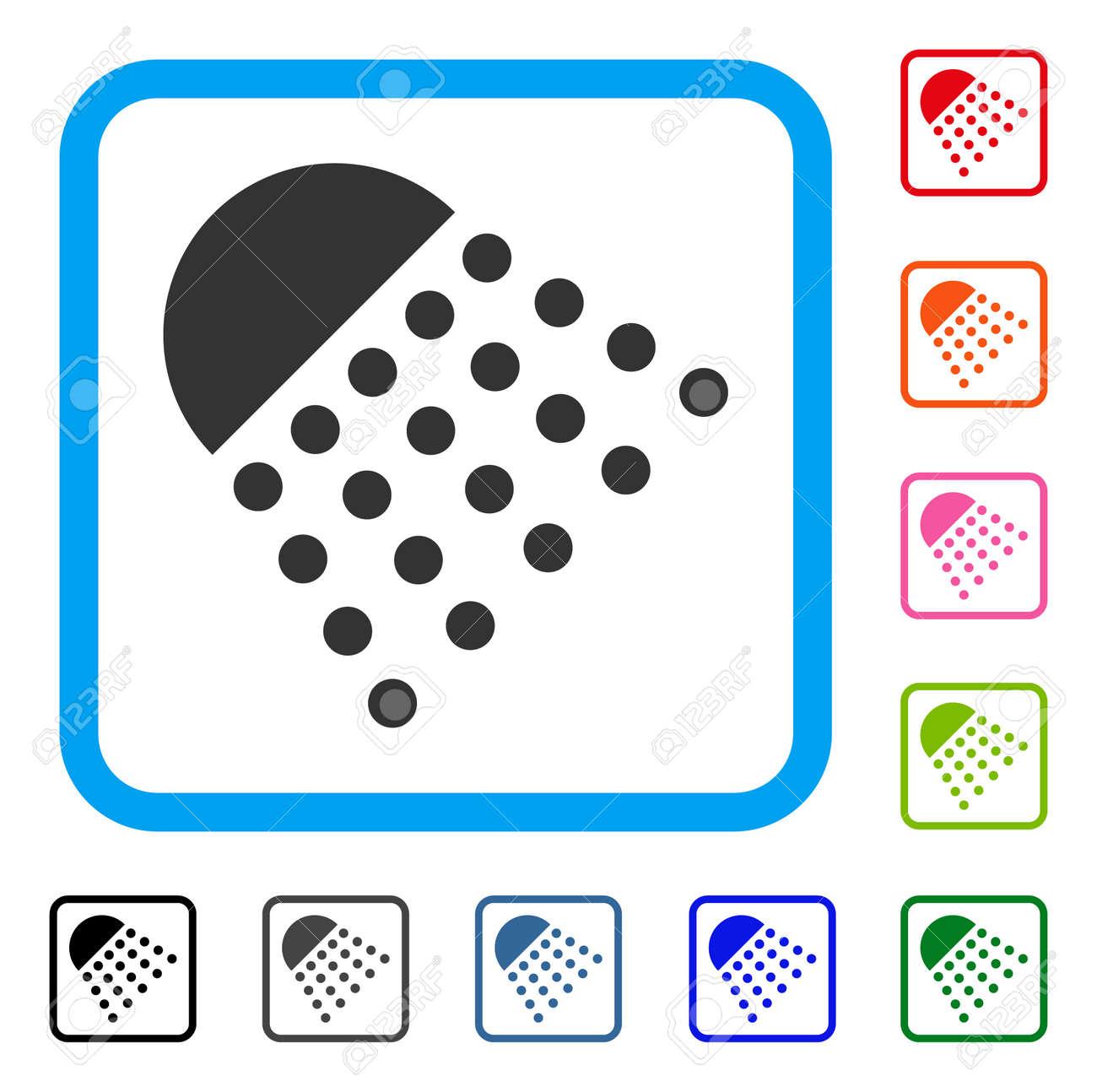 Spray tool icon flat gray pictogram symbol inside a blue rounded spray tool icon flat gray pictogram symbol inside a blue rounded rectangular frame black biocorpaavc