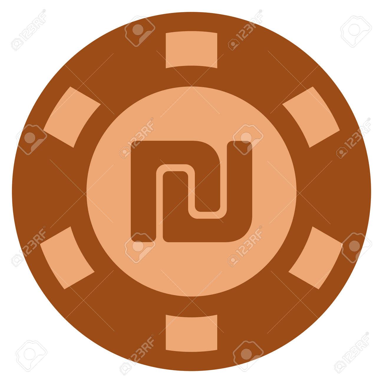 Shekel bronze casino chip pictogram raster style is a copper shekel bronze casino chip pictogram raster style is a copper flat gambling token symbol buycottarizona Image collections