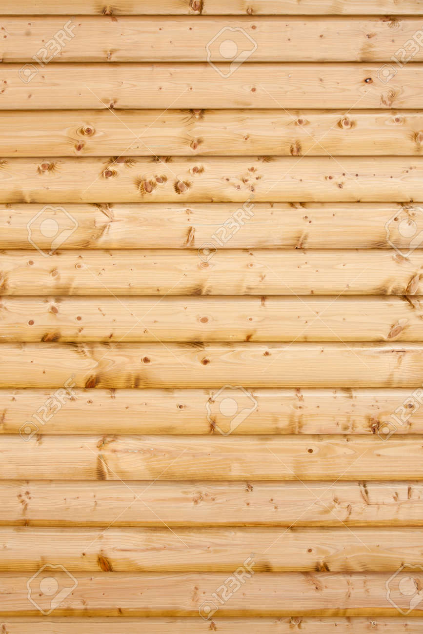 boarding or fencing of softwood Stock Photo - 19023073