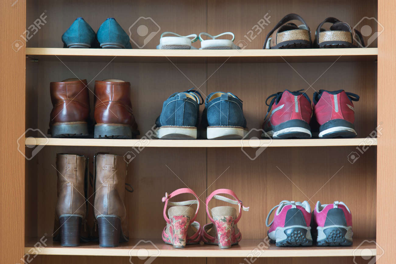 shoes shelf - 54613201