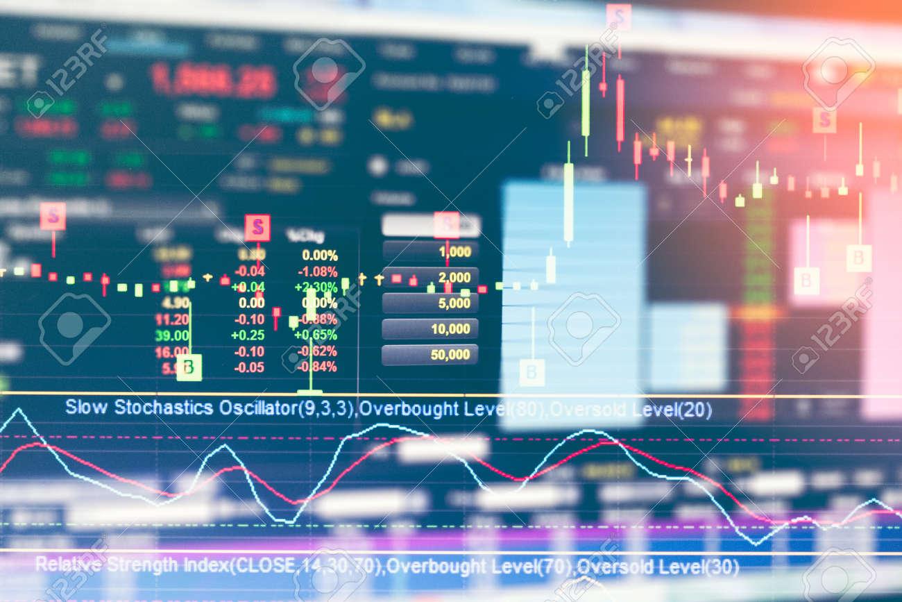 bitcoin trading on stock market