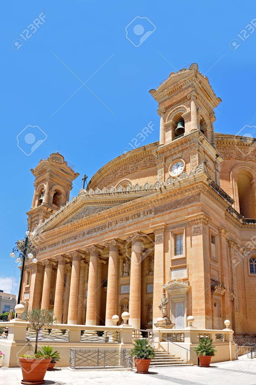 モスタ教会ロタンダ、右側からの...