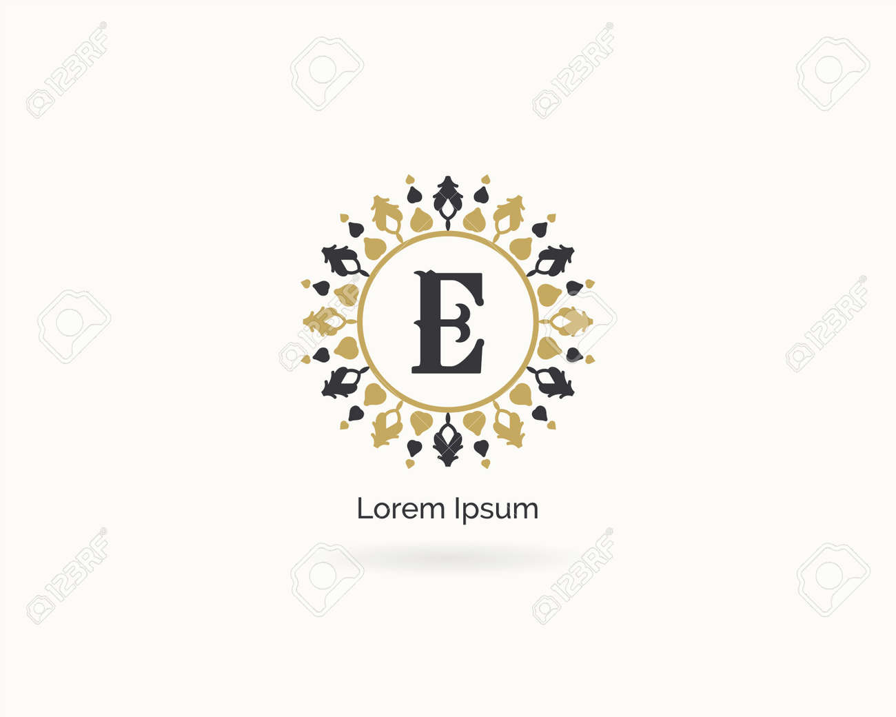 Premium letter e logo icon vector design luxury jewelry frame premium letter e logo icon vector design luxury jewelry frame gem edge logotype spa thecheapjerseys Images