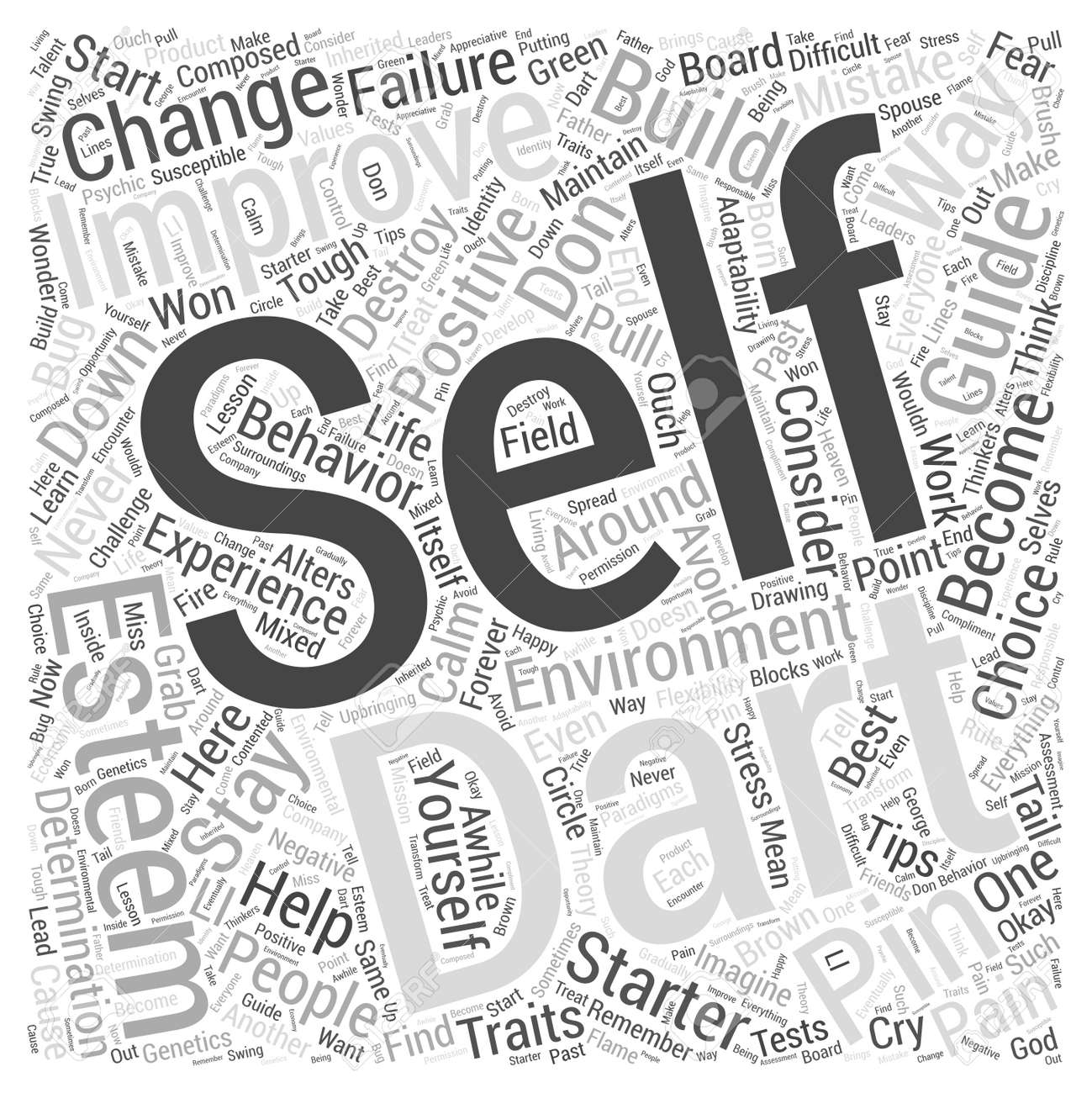 Build your self esteem a starter guide to self improvement royalty build your self esteem a starter guide to self improvement stock vector 67215960 sciox Gallery