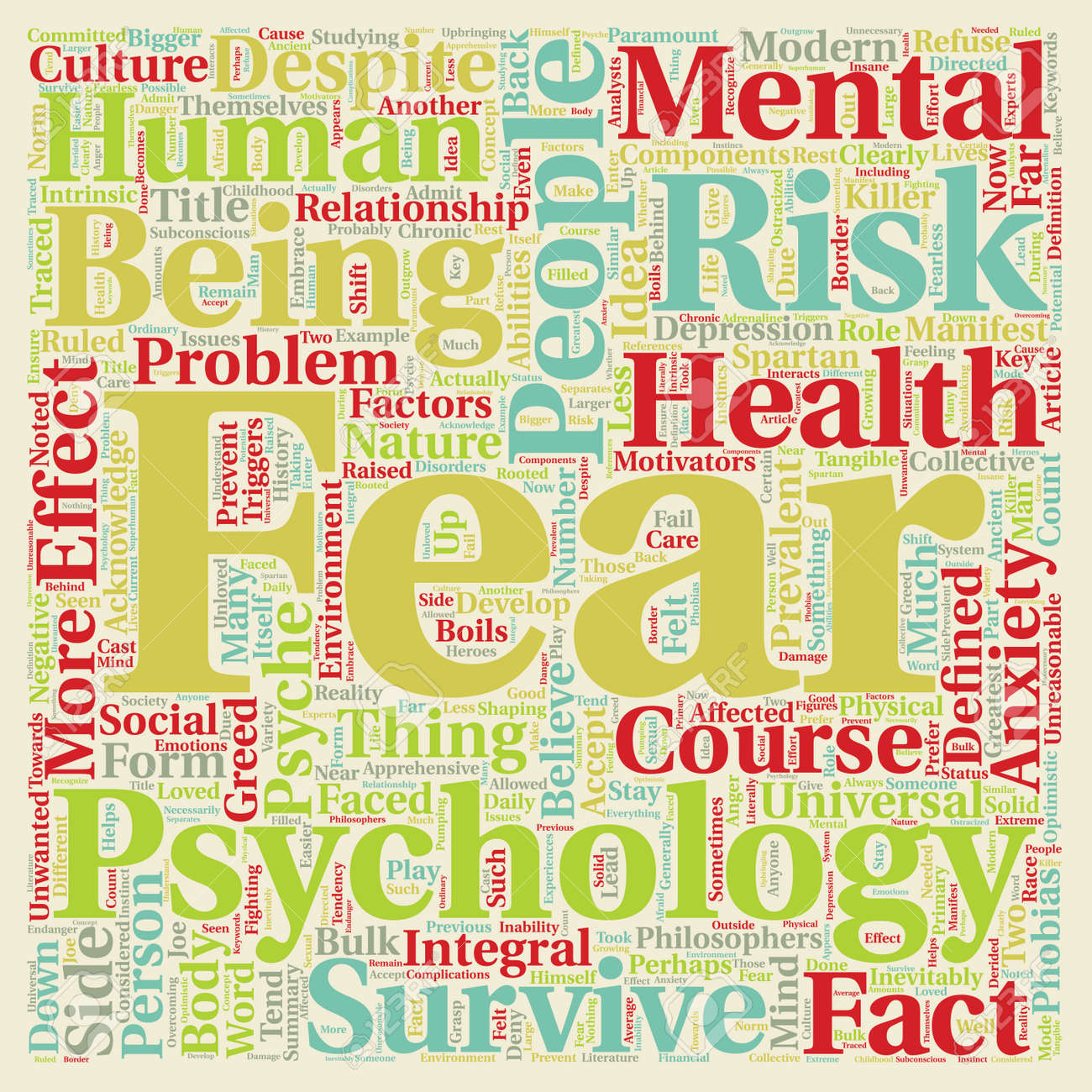 Overcoming fear of engulfment