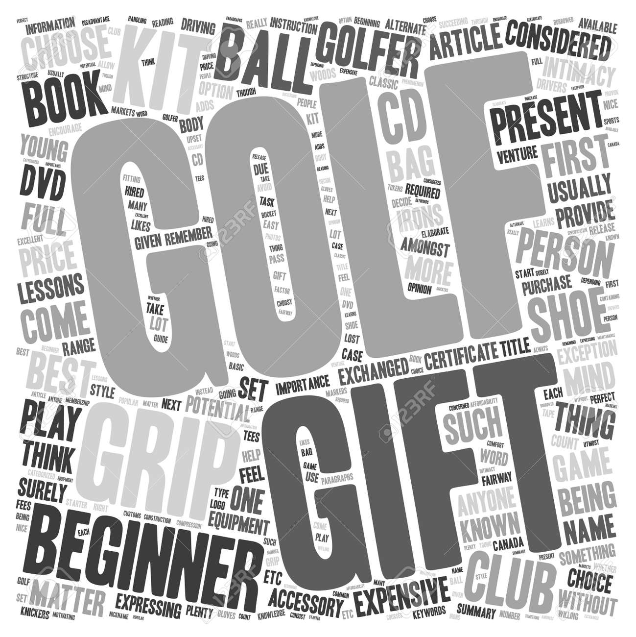 Image result for Golf Gifts and Golf Grip Kits