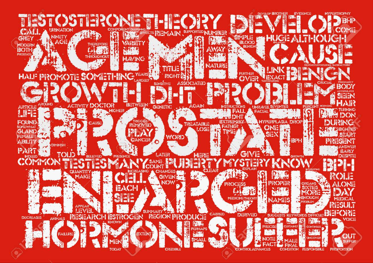 próstata agrandada lo que sigue