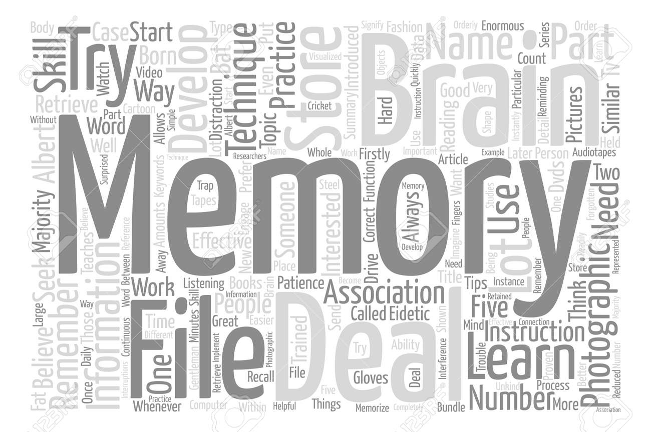 Photographic Memory - m