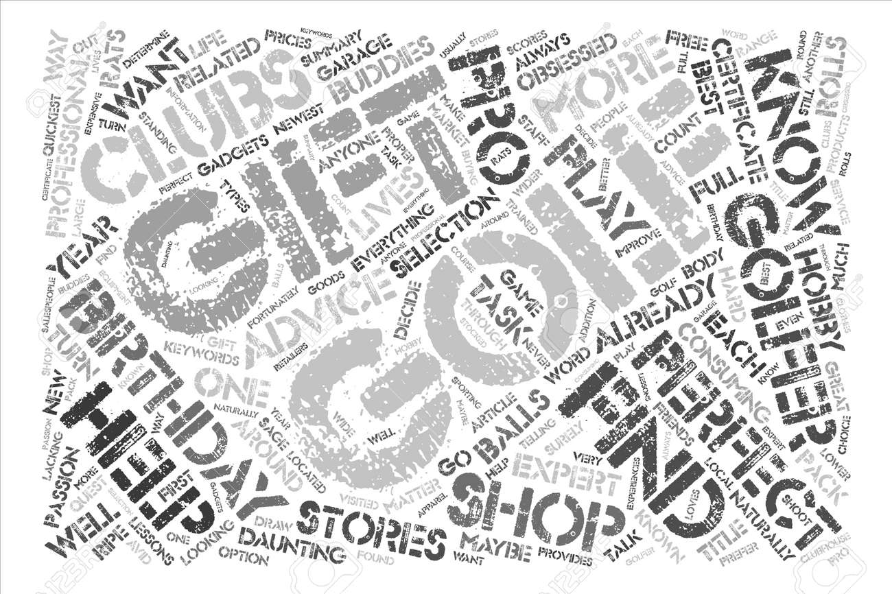 How To Find The Perfect Golf Birthday Gift text background word cloud concept Stock Vector -  sc 1 st  123RF.com & How To Find The Perfect Golf Birthday Gift Text Background Word ...
