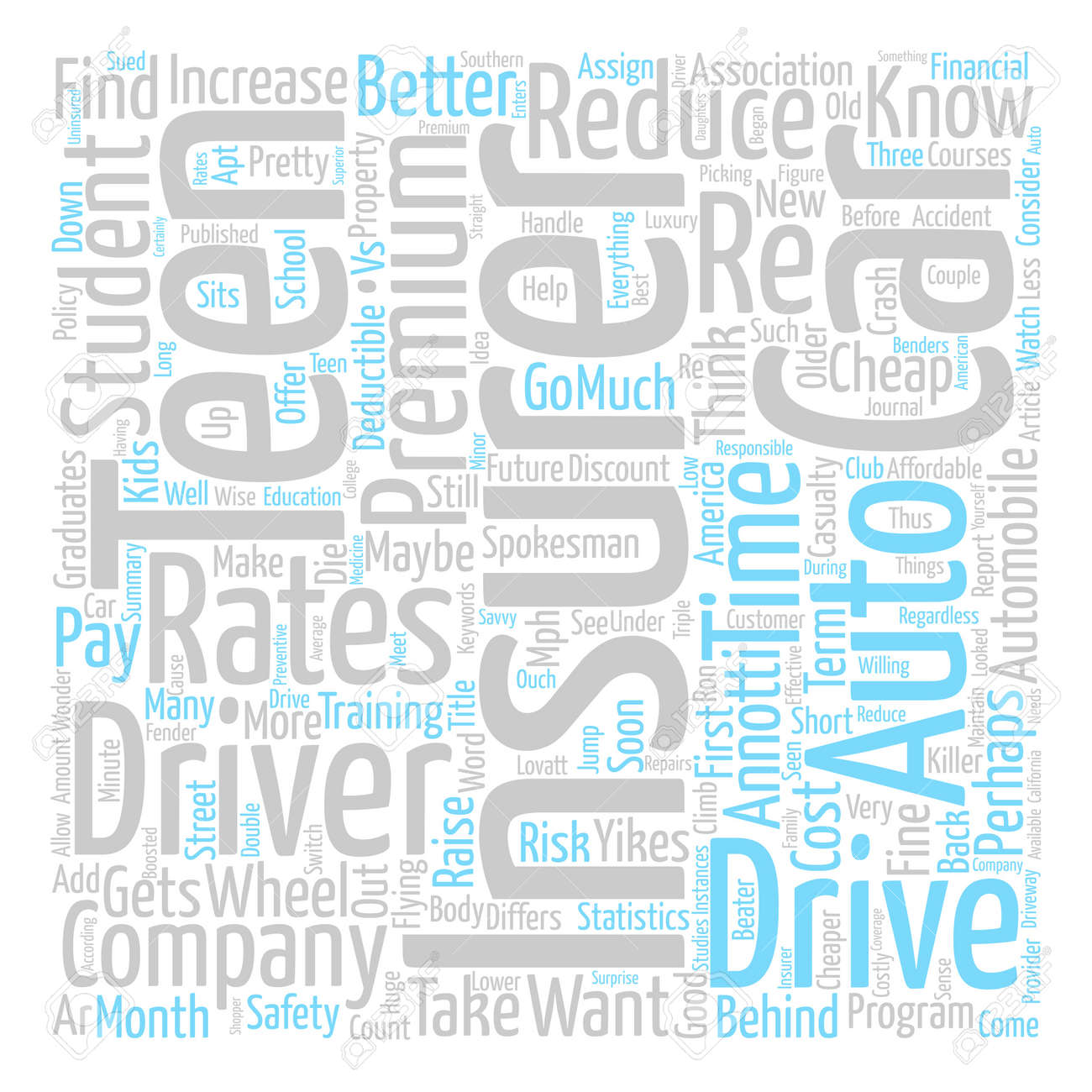 Cheap Auto Insurance >> Cheap Auto Insurance For Your Teen Or Maybe Not Text Background