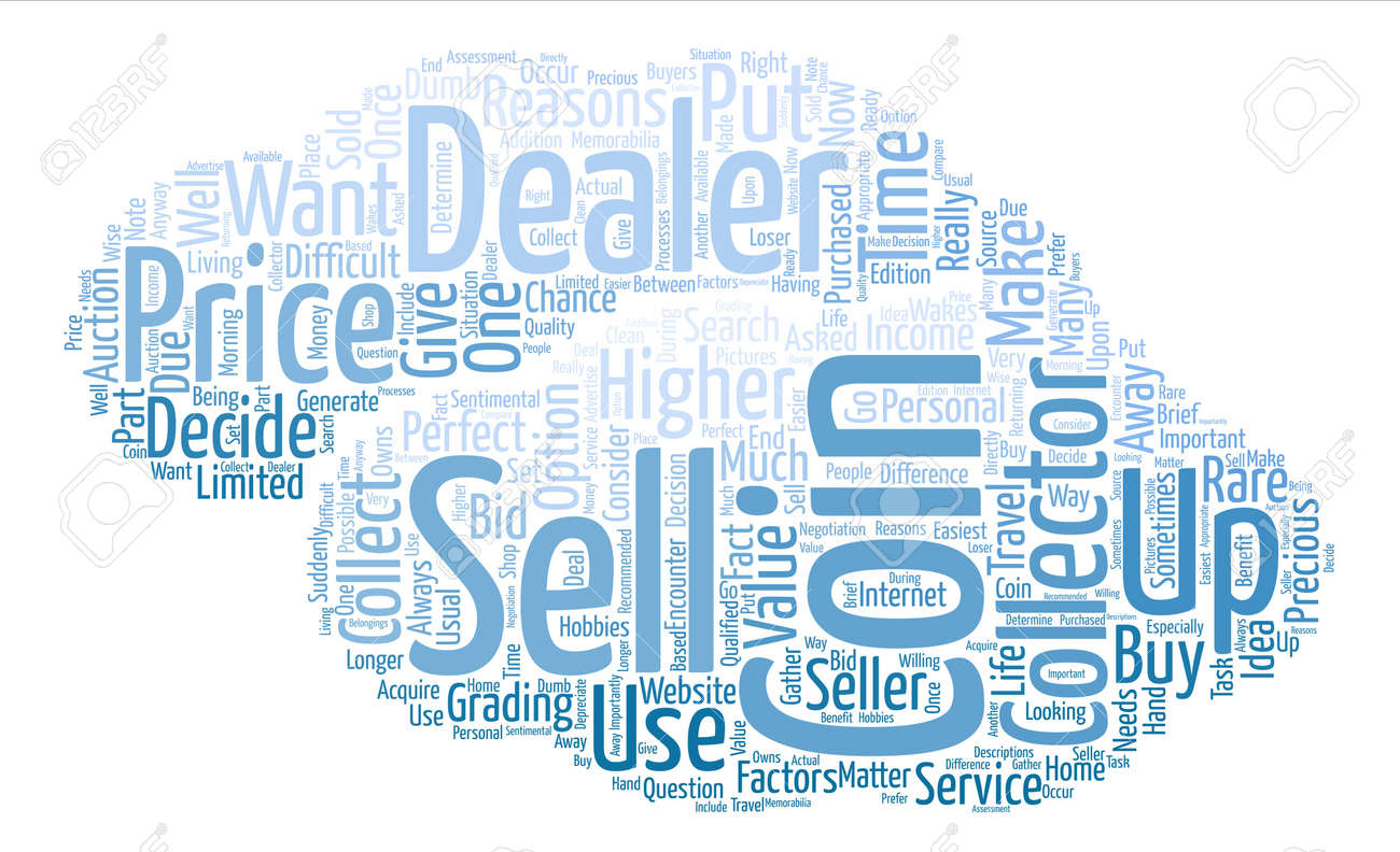 bwcc when should you sell word cloud concept text background stock vector 73995321